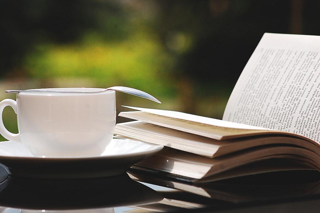 Petit-déjeuner littéraire